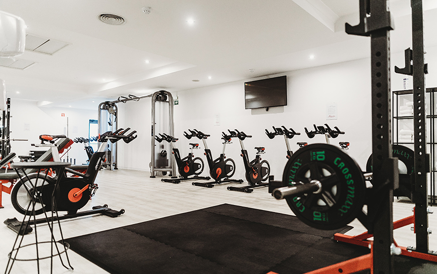 Gym Fitness Equipment Tools Set