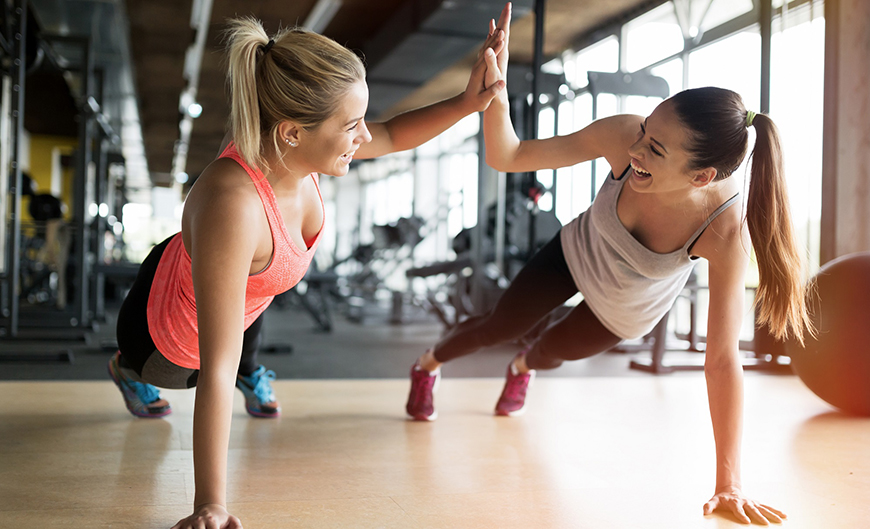 Gym Fitness Workout Exercises