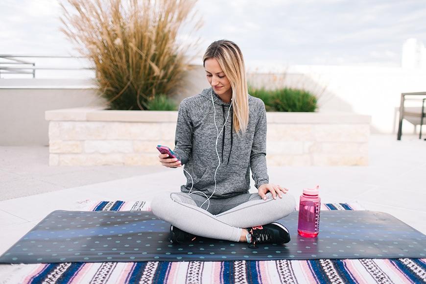 Yoga Fitness Mad
