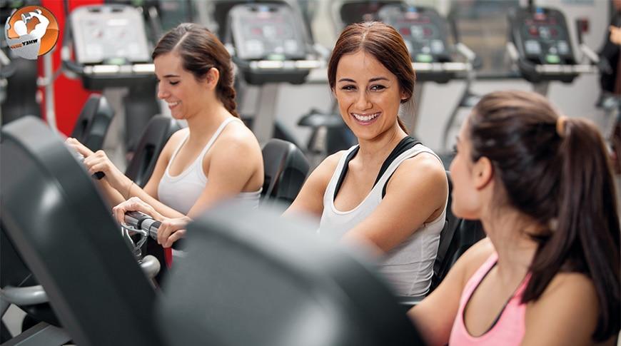 Fitness Gym Cardio Equipment Machines