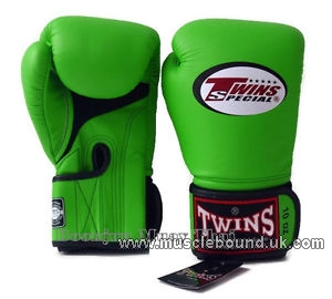 New BGVLA-1 Twins green/black Air Boxing Gloves