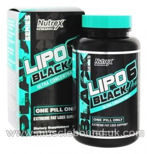 Lipo 6 Black Hers Ultra Concentrate - 60 Capsules