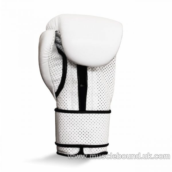 Revolution G2 Super Pro Spar Glove Strap White / Black
