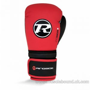 Workout Series Glove Red / Black / White