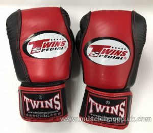 TWINS SPECIAL BGVL 7 RED/BLACK