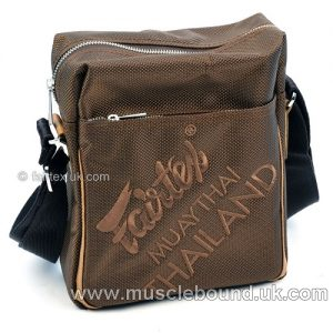BAG7 Fairtex Brown Crossbody Bag