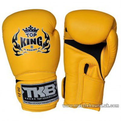 kids topking air gloves yellow