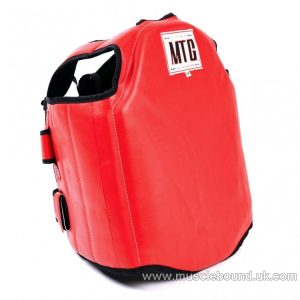 MTG-PVk MTG Kids Body Protector Red