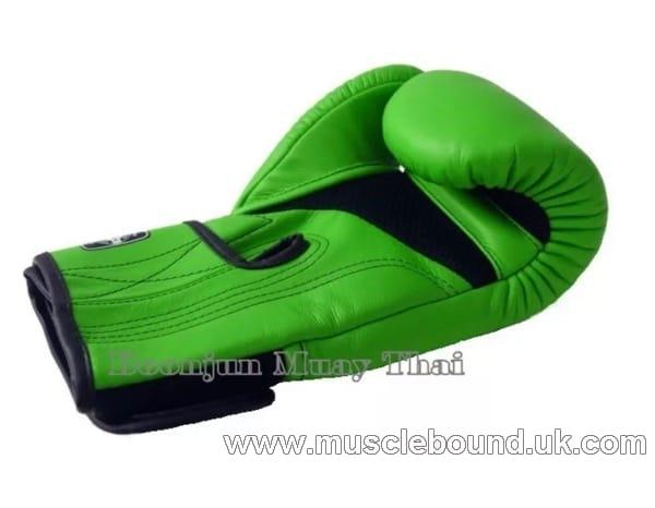 New BGVLA-1 Twins green/black Air Boxing Gloves