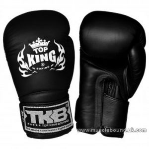 kids topking air gloves black