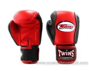 TWINS SPECIAL BGVL 7 BLACK/RED