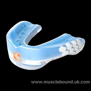GEL MAX POWER TRANS BLUE MOUTHGUARD