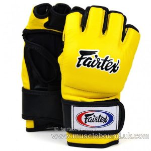Fairtex Ultimate MMA gloves FGV12