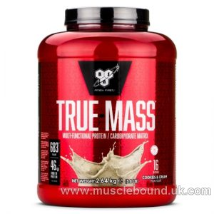 BSN: True Mass