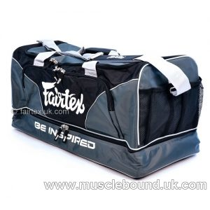 BAG2 Fairtex Grey Heavy Duty Gym Bag