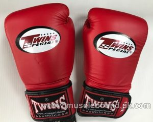 BGVLA-1 Twins red-black Air Boxing Gloves