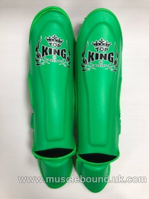 Top King kids superstar shinguards