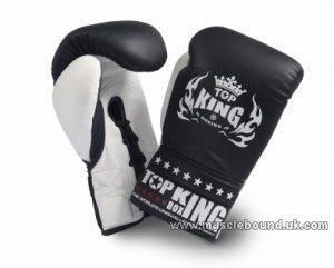 new topking lace up 2x toned gloves