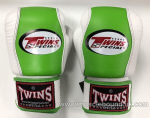 TWINS SPECIAL ? BGVL 7 GREEN/WHITE