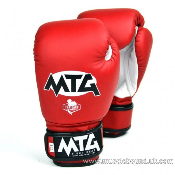 MTG kids Red Synthetic Boxing Gloves