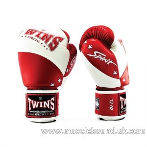 New Twins BGVL10 white/red