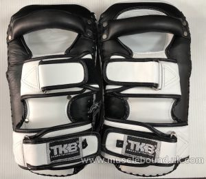 new arrival 2019 topking thai pads black/ white sides