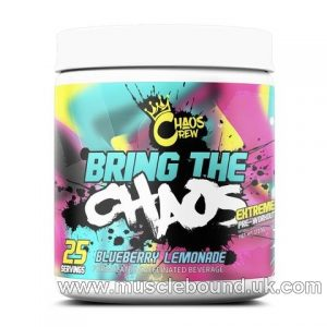 CHAOS CREW BRING THE CHAOS PRE-WORKOUT 372G