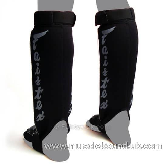 SP6 Neoprene MMA shin pads