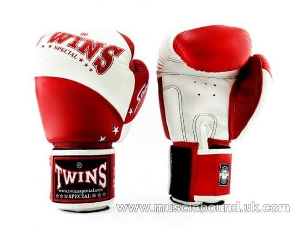 New Twins BGVL10 white/red