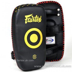 KPLC5 Fairtex Light Weight Thai Kick Pads