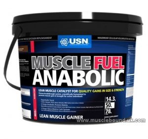 Muscle Fuel Anabolic (4kg)
