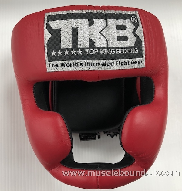 Top King Head Guard ( various colours)