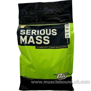 Optimum Serious Mass, 12 Lbs.