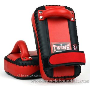 KPMC-14 Twins Small Microfibre Kick Pads VARIOUS COLOURS