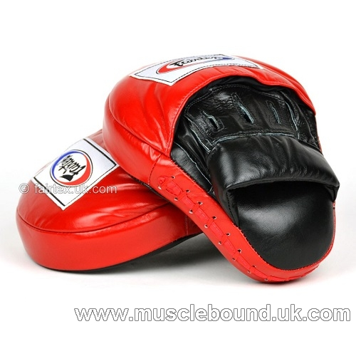 FMV9 Ultimate curved focus mitts