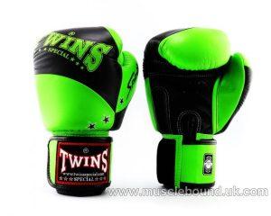 New Twins BGVL10 black/green
