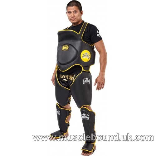 Top King Belly and Thigh Protector