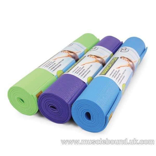 Warrior Yoga Mat II 6mm