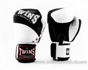 New Twins BGVL10 WHITE/BLACK