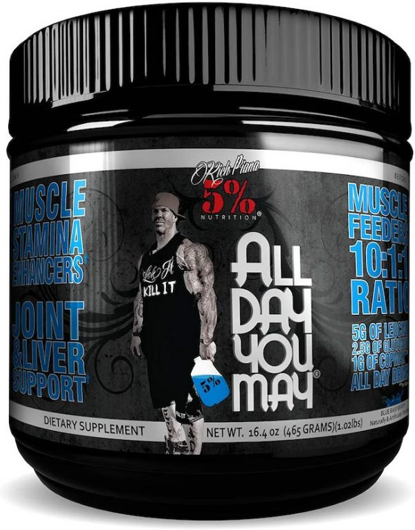 ALL DAY YOU MAY BCAAs 30 SERVINGS