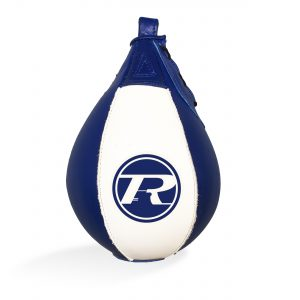 RINGSIDE SYNTHETIC LEATHER SPEED BALL BLUE / WHITE
