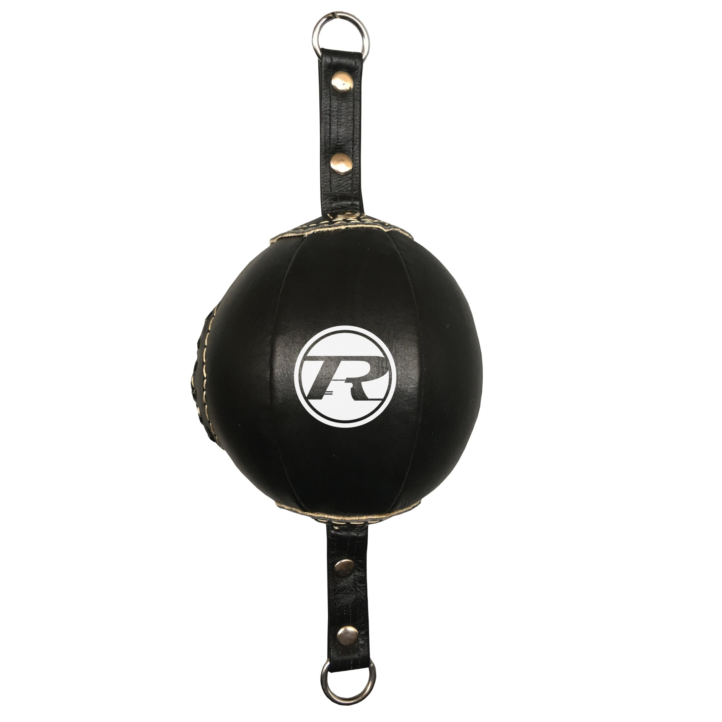 RINGSIDE SYNTHETIC LEATHER REACTION BALL BLACK