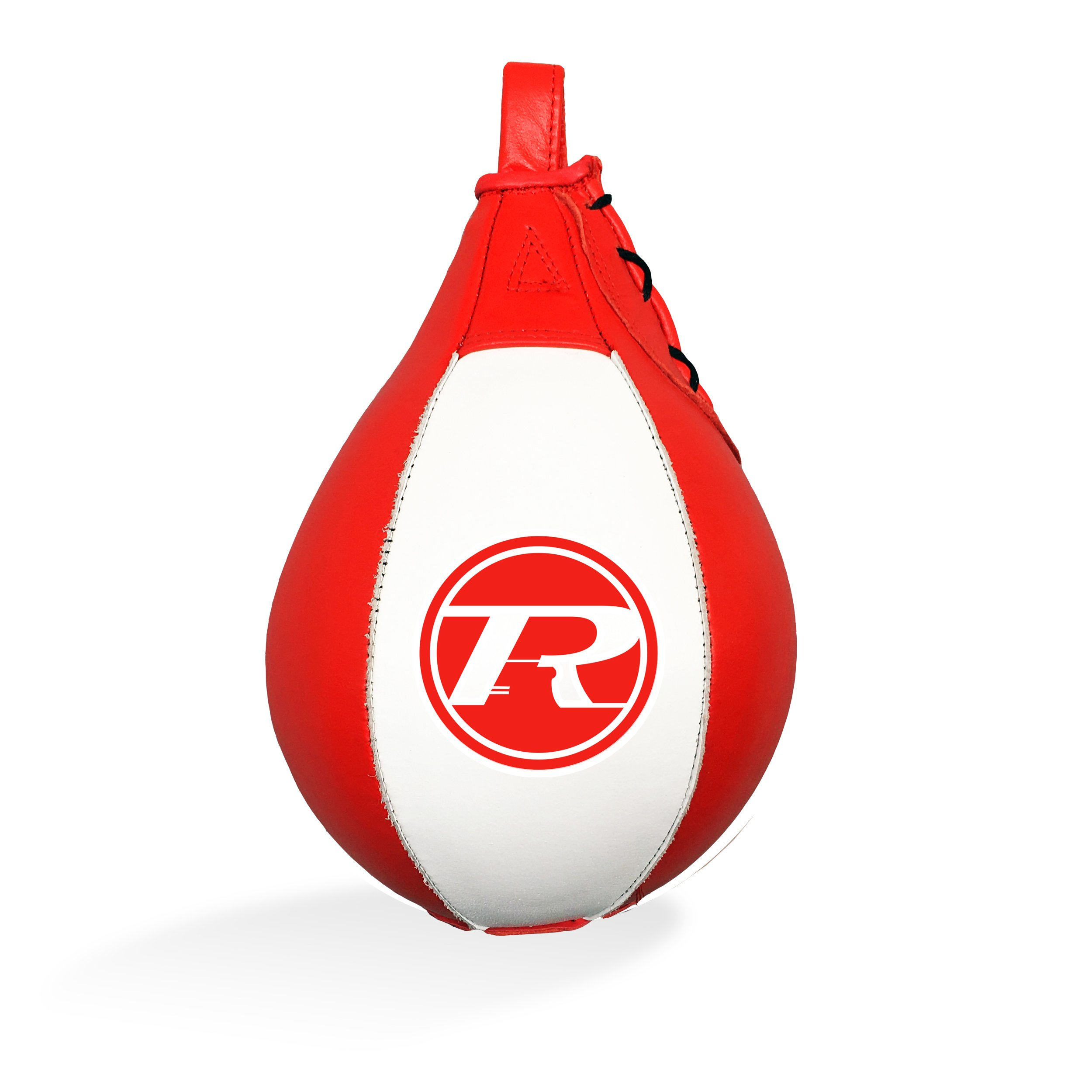 RINGSIDE SYNTHETIC LEATHER SPEED BALL RED / WHITE
