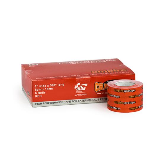 Empire Pro Tape Premium Glove Tape Red Box (6 Rolls)