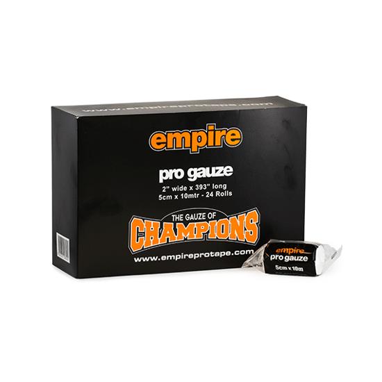 Empire Pro Tape Guaze Single Box 24 Rolls 5cm X 10m