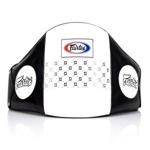 BPV1 Fairtex Standard Leather Belly Pad