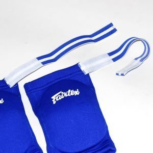 EBE1 Fairtex Blue Competition Elbow Pads