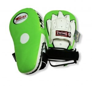 PML-19 TWINS LONG FOCUS MITTS GREEN/WHITE