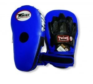 PML-19 TWINS LONG FOCUS MITTS BLUE/BLACK