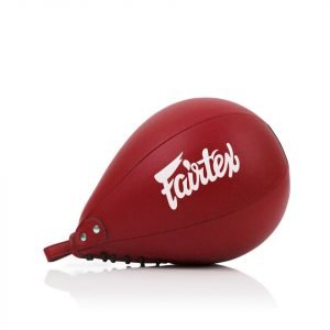 SB1 Fairtex Red Speed Ball